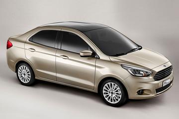 Ford rekt Figo Concept op tot Ka Concept