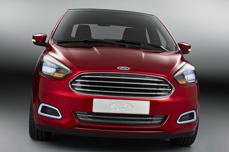"""""""Ford India krijgt een eigen 'Fiesta'"""""""