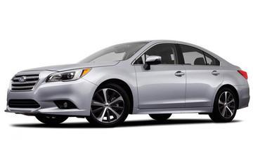 Gelekt: Subaru Legacy