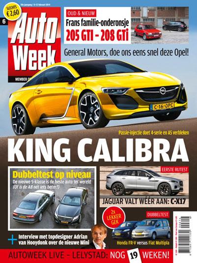 AutoWeek 6 2014