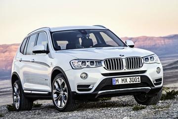 BMW X3 sDrive20i Executive (2014)