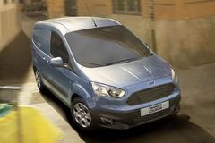 Ford prijst Transit Courier en extra's