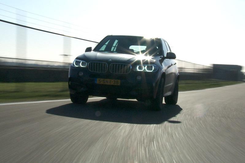 Rij-impressie - BMW X5 M50d