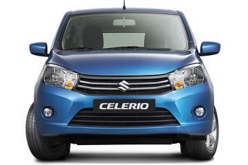 Dag Alto, welkom Suzuki Celerio