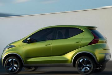 Datsun Redi-Go Concept mikt op jeugd