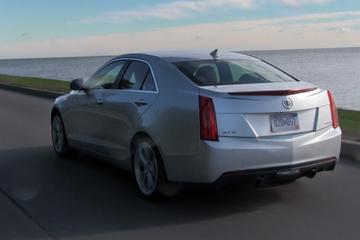 Rij-impressie Cadillac ATS