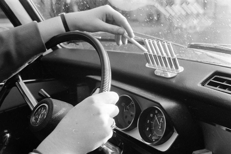 duitser mag limousine zonder asbak teruggeven