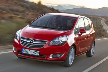 Gereden: Opel Meriva