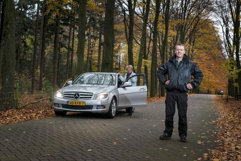 Klokje Rond - Mercedes-Benz C220 CDI