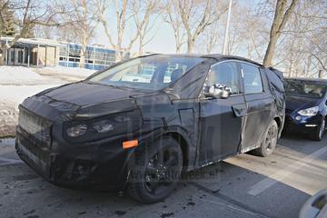 Nieuwe generatie Ford S-Max gespot!