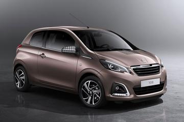 Peugeot 108 officieel gepresenteerd