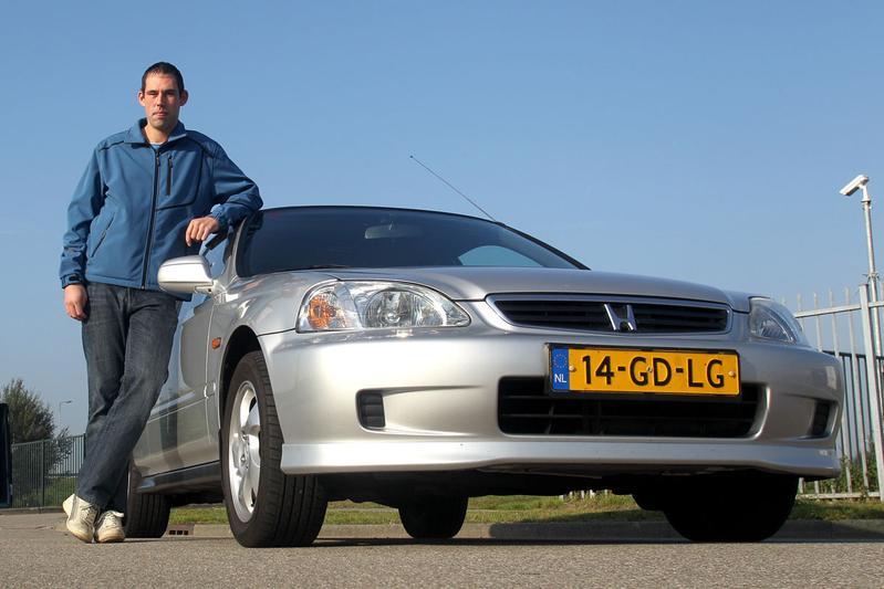 Op de Rollenbank: Honda Civic 1.6 VTI