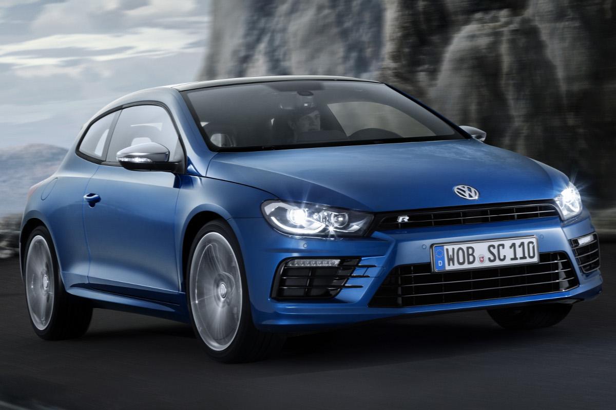 Officieel: Volkswagen Scirocco facelift | Autonieuws ...