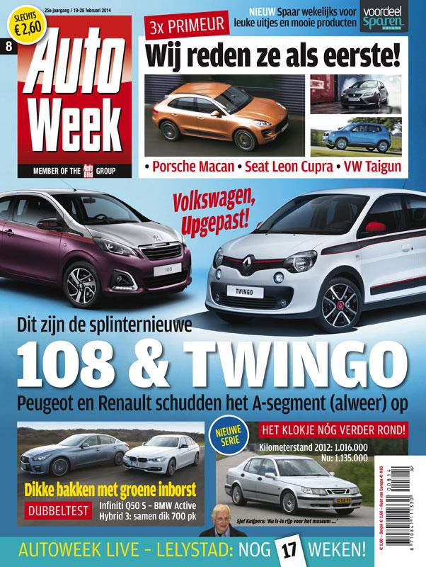 AutoWeek 8 2014