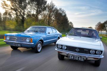 Classics - Ford Taunus vs. Opel Manta