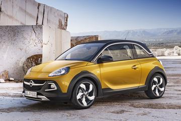 Opel Adam Rocks gaat waar geen andere compact ging