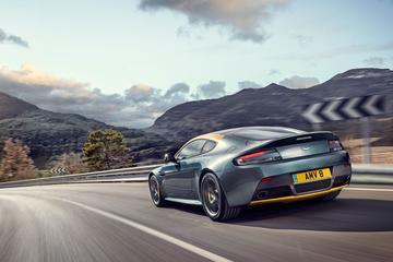 Aston Martin op Genève met special editions