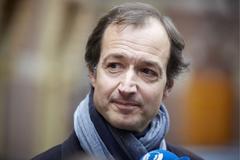 Staatssecretaris Eric Wiebes - ANP