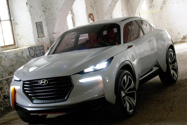 'Compacte cross-over Hyundai in 2017'