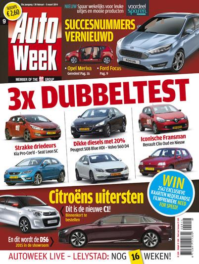 AutoWeek 9 2014