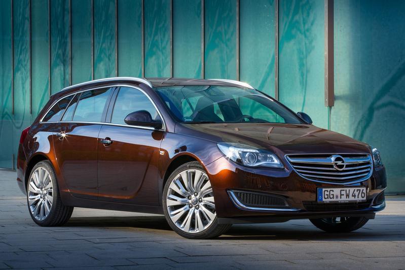 Opel Insignia Sports Tourer 2.0 CDTI 140pk Cosmo (2015)
