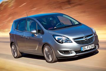 Opel Meriva 1.4 Turbo 120pk ecoFLEX Edition (2015)