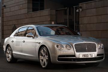 Leuke besparing: Bentley Flying Spur als V8