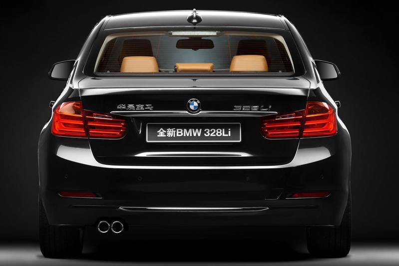 BMW 328Li China