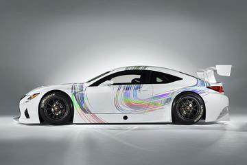 Lexus RC krijgt GT3-spieren