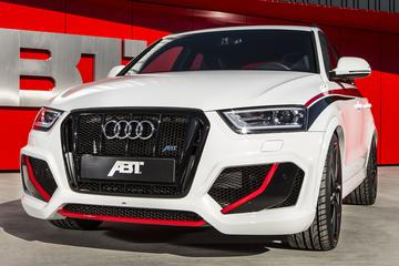 100 extra Abt-pk's voor Audi Q3 RS