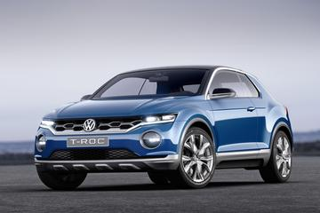 Volkswagen T-Roc in vol ornaat