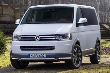 Avontuurlijk: Volkswagen Transporter Alltrack