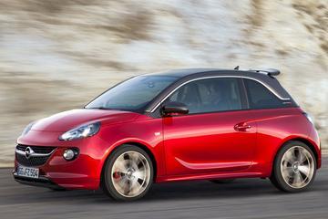 Opel prijst Adam met driecilinder