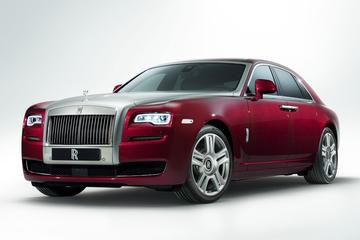 Rolls-Royce Ghost Series II: statige facelift