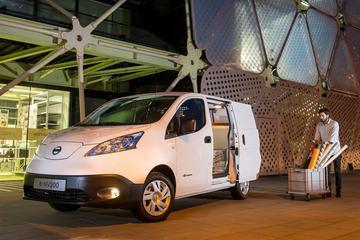 *UPDATE* Nissan e-NV200 voorzien van prijskaartje