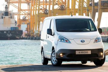 Nissan e-NV200 eindelijk af