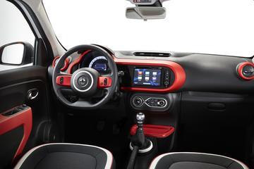 Renault Twingo toont z'n innerlijk