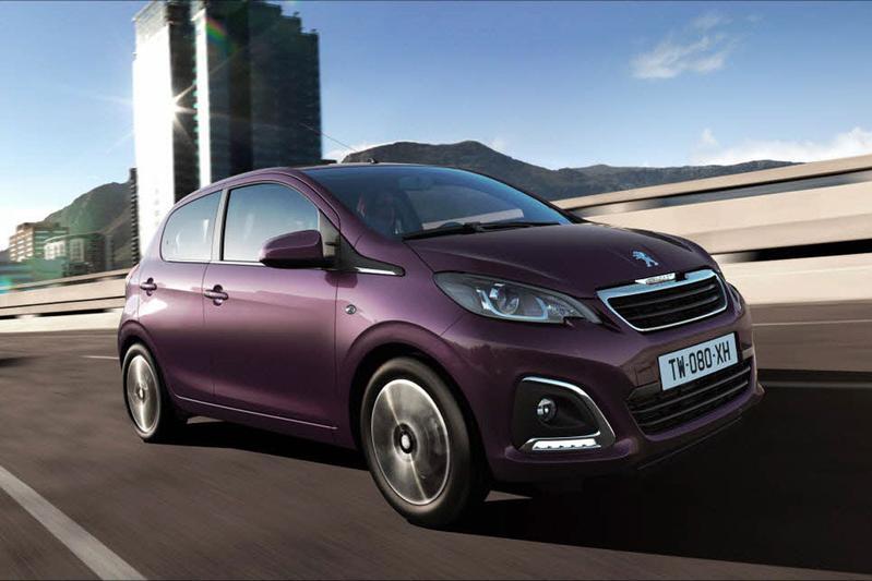 Gereden: Peugeot 108