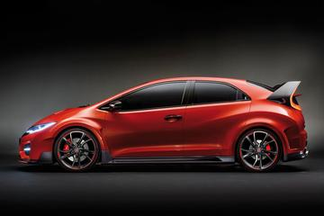 Giftig: Honda Civic Type-R is los