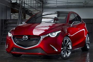 Officieel: Mazda Hazumi als voorproefje op 2