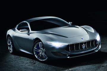 Echte schoonheid: Maserati Alfieri Concept