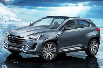 Tweede ronde voor Subaru Viziv Concept