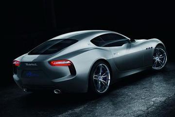 Langetermijnvisie: Maserati Alfieri