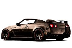 Newport onthoofdt Nissan GT-R