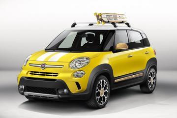 Fiat 500L Trekking Street Surf doet populair