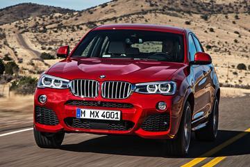 BMW hangt prijskaartjes aan X4