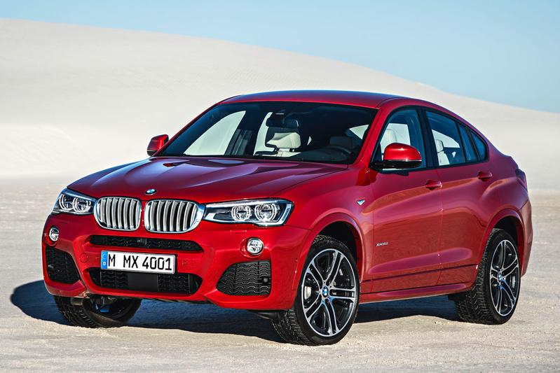 BMW X4 xDrive20i High Executive (2014)