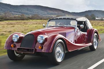 Morgan geeft Plus 4 meer power