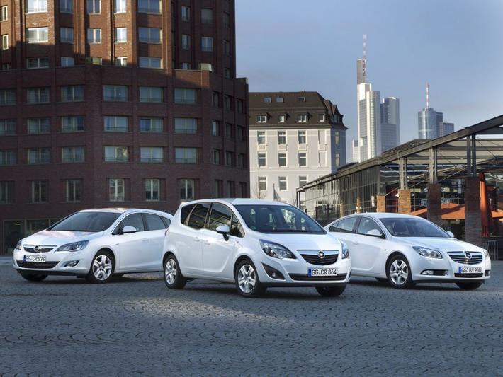 Toekomstige Opels krijgen variabel GM-platform