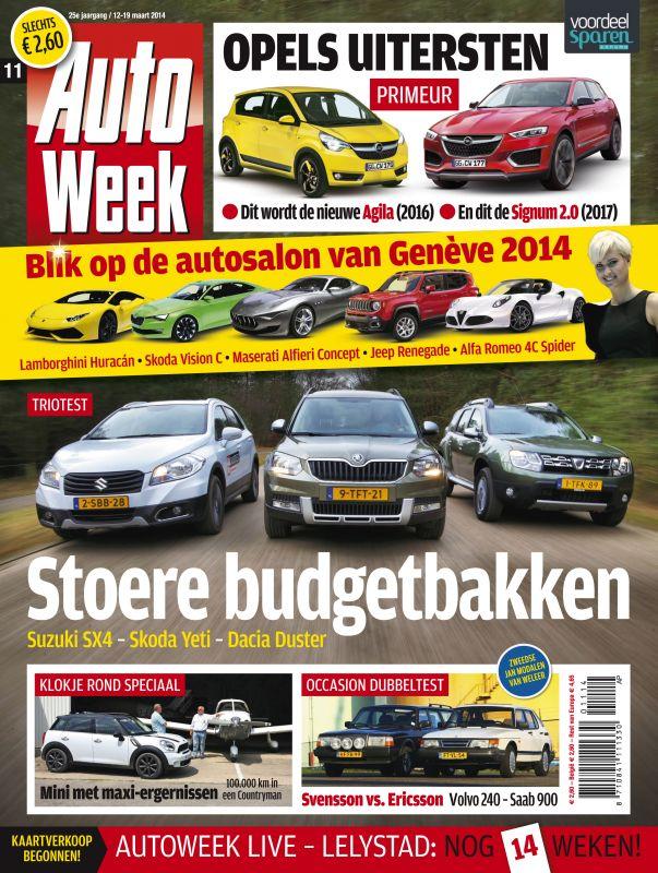 AutoWeek 11 2014